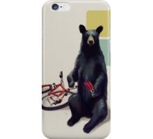 Summer Bear iPhone Case/Skin