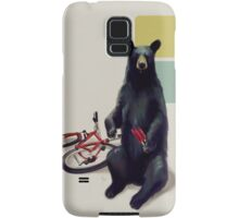 Summer Bear Samsung Galaxy Case/Skin
