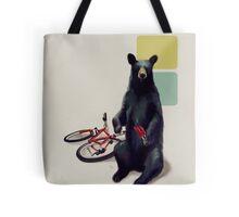 Summer Bear Tote Bag