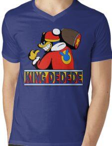 King Dedede Mens V-Neck T-Shirt