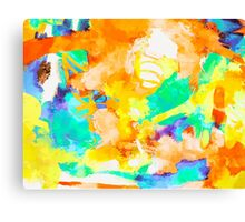 Wavering Canvas Print
