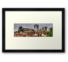 York Cathedral Framed Print