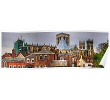 York Cathedral Poster