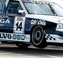 Volvo 850 Wagon Race Car TWR BTCC Sticker
