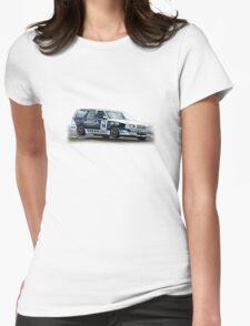 Volvo 850 Wagon Race Car TWR BTCC Womens Fitted T-Shirt