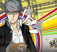 Persona 4 Golden by Jamie Keenan