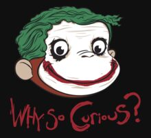 Why So Curious? Kids Tee