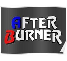 After Burner Poster