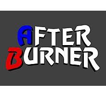 After Burner Photographic Print