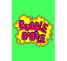 BubBob Arcade Photographic Print
