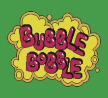 BubBob Arcade by JDNoodles