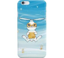 Postal Bunny iPhone Case/Skin