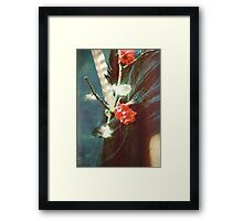 Wild Thing (I love you) Framed Print