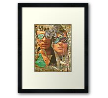 Honor Thy Father and Mother Framed Print