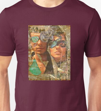 Honor Thy Father and Mother Unisex T-Shirt