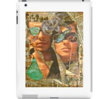 Honor Thy Father and Mother iPad Case/Skin