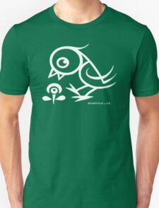 Bird - humor, fun, forest animals, flying Unisex T-Shirt