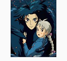 Howl's Moving Castle - Howl the Black Crow T-Shirt