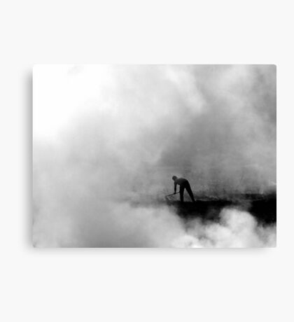 A Time to Burn Canvas Print