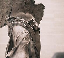 Nike of Samothrace by AlexandraDzh