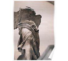 Nike of Samothrace Poster