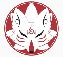 Kitsune Circle by Aki Ta