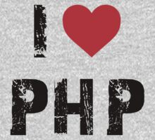 I Love Php by refreshdesign