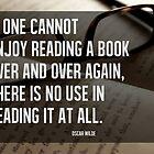 Books, books and more books...... by JDandJ
