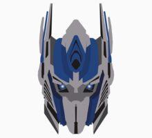 Optimus Prime by Jordan96