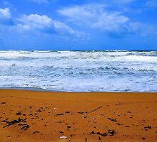 Land, sea and sky by Kostas Kalomiris