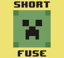 Creeper Short Fuse by zombie1