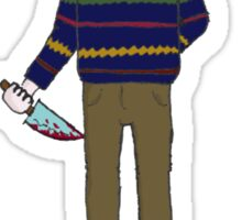 Norman Bates Sticker