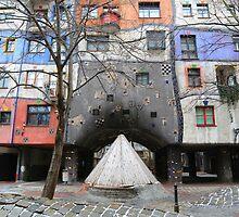 Hundertwasserhaus by Igor Shrayer