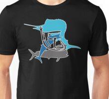 Offshore Collage fl fishing Unisex T-Shirt