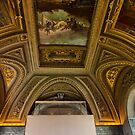 Ceilings Of Vatican Museum by Mukesh Srivastava