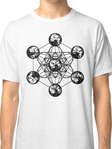 Metatron Cube Vintage Classic T-Shirt
