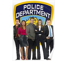 12th Precinct Team Poster