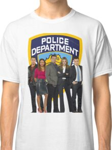 12th Precinct Team Classic T-Shirt