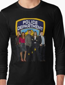12th Precinct Team Long Sleeve T-Shirt