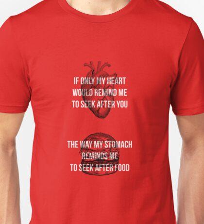 Fasting Unisex T-Shirt