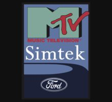 Simtek MTV Formula 1 Roland  by AlexVentura