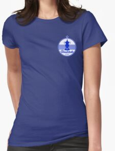 Bluebirds 1927 2 Womens Fitted T-Shirt
