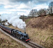 Steam Train by Mark Sykes