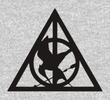 Harry Potter meets Hunger Games by Jadethomas21