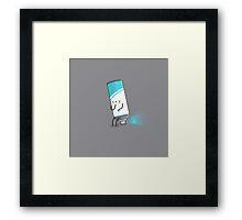 Aerosoiled Framed Print