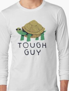 tough guy Long Sleeve T-Shirt