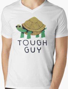 tough guy Mens V-Neck T-Shirt
