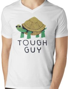tough guy Mens V-Neck T-Shirt