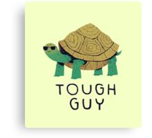 tough guy Canvas Print