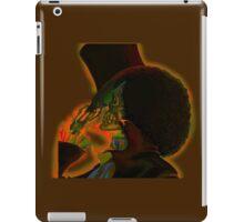 The Humming Skeleton Brook iPad Case/Skin